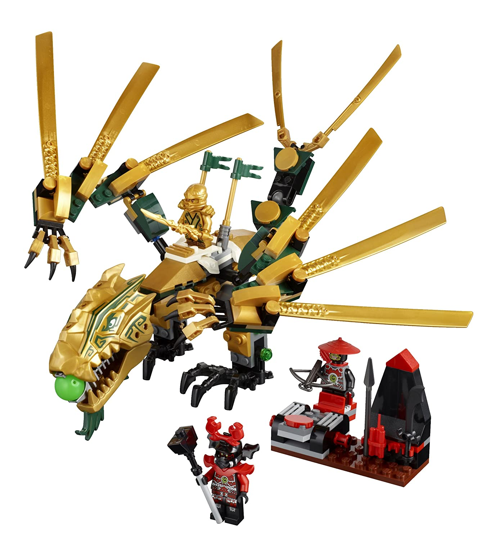 Lego ninjago the golden dragon - Dragon ninjago lego ...