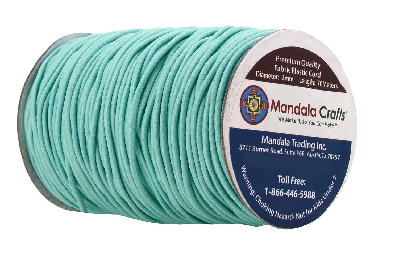 Fabric Elastic Cord Fabric Elastic Cord 2mm