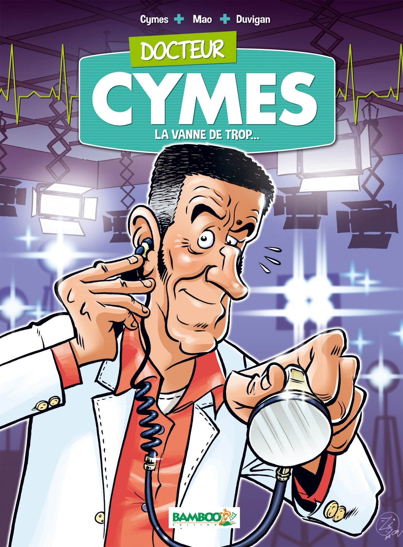 Docteur Cymes Tomes 1 et 2