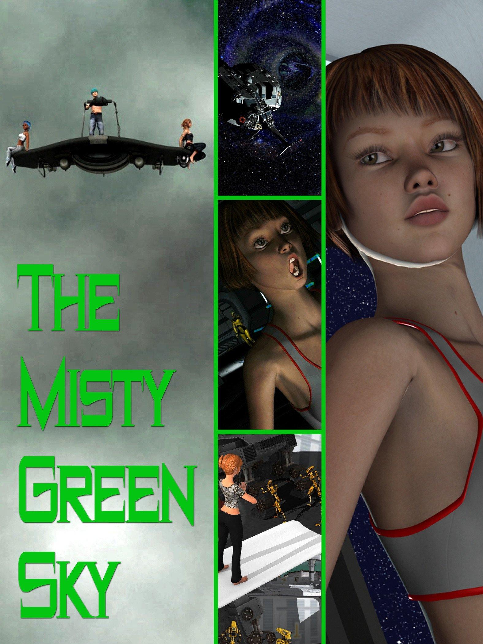 The Misty Green Sky on Amazon Prime Video UK