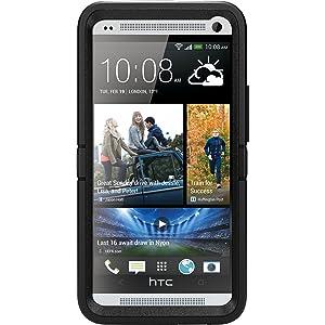 OtterBox Defender - Funda para HTC One, color negro - Electrónica - Comentarios y más información
