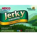 Nesco BJV-6 Jerky Spice Works, Variety Assortment, 6 pack (Color: Basic, Tamaño: 6.93 unit_count.type.value)