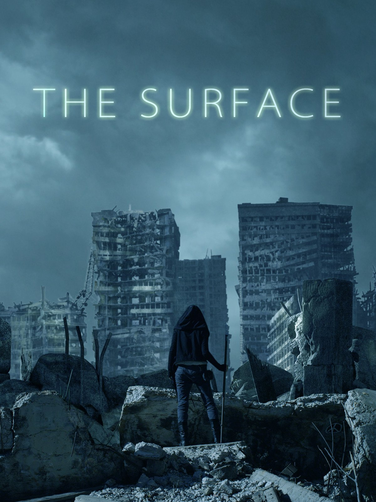 The Surface on Amazon Prime Instant Video UK