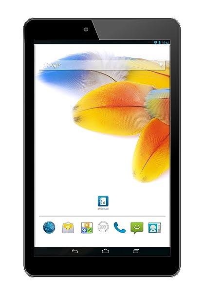 Odys Connect 7 Pro 17,8 cm (7'') Tablette Tactile (MTK Quad Core (4x1,3 GHz), Fonction Téléphone, GPS/AGPS, UMTS (3G), HD écran (1024 x 600), 1Go RAM, 8Go HDD, Micro SD, BT 4.0, Android 4.4 Kitkat, OTA) Noir (Import Europe)