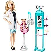 Barbie Careers Eye Doctor Playset