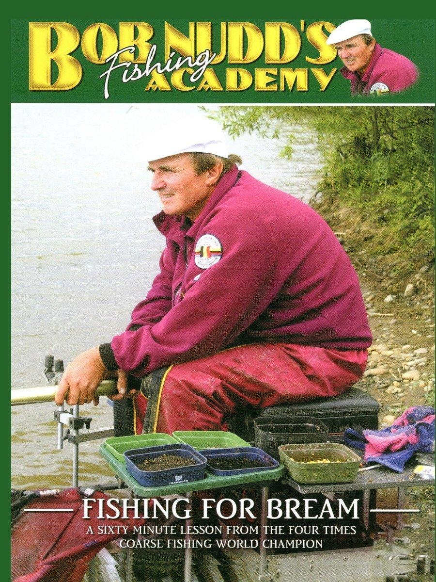 Bob Nudd's Fishing Academy - Fishing for Bream