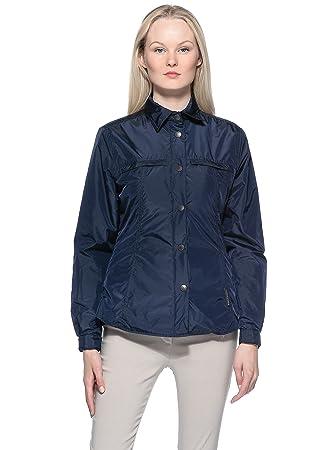 Tucano urbano 880B3 pour oiseaux-lORI-veste coupe-vent-respirant et rembourré women's blouse. taille s (bleu)