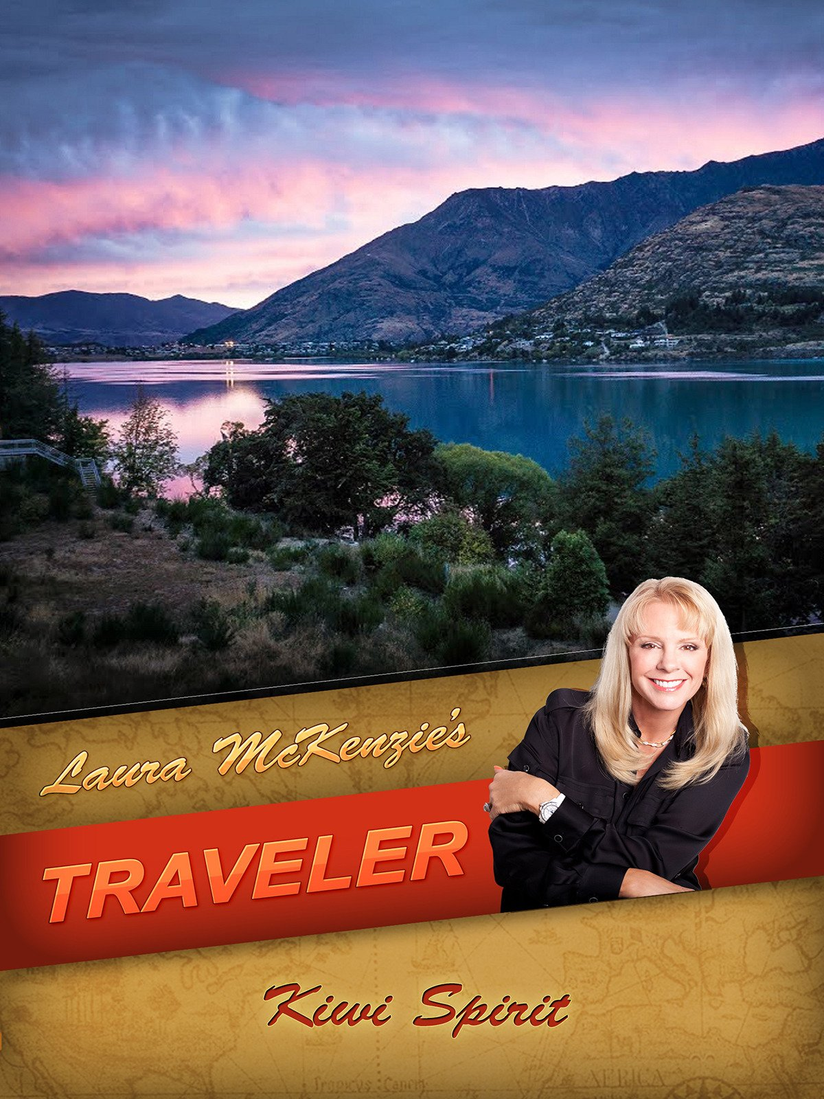 Laura McKenzie's Traveler - Kiwi Spirit