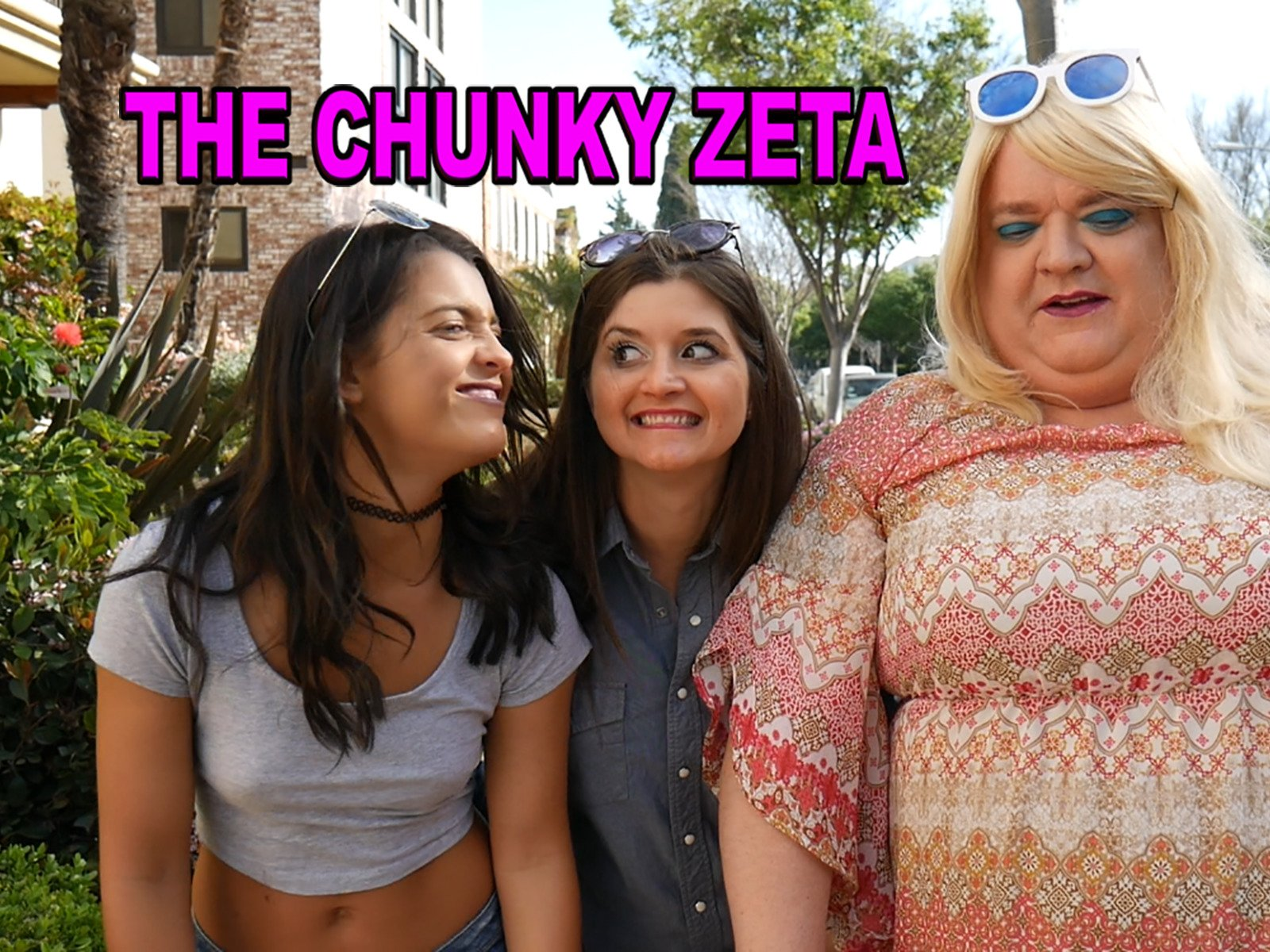 The Chunky Zeta