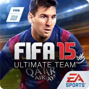 Fifa 15 Ultimate Team by Electronic Arts