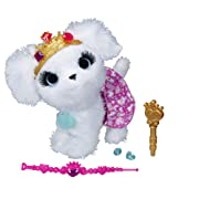 FurReal Friends Pets with Style Design n Style Princess Pup Pet