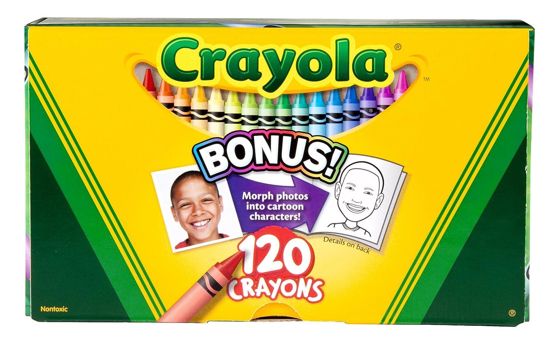 buy crayola original crayons 120 count online at low prices in india amazonin - Crayola Color Online