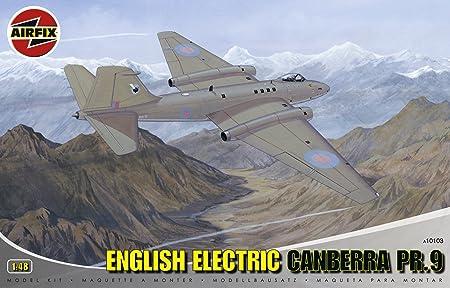 Airfix - A10103 - Construction et Maquette - Bâtiment - English Electric Canberra PR.9