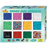 Hama - 9600 Beads in Sorting Tray