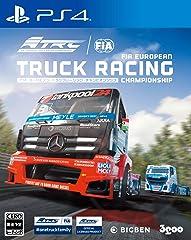 FIA ヨーロピアン・トラックレーシング・チャンピオンシップ - PS4 (【初回特典】追加コンテンツ(内容は後日発表予定) & 【Amazon.co.jp限定特典】PC壁紙 配信 同梱)