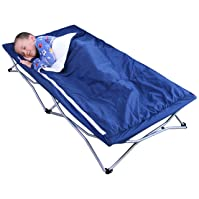 Regalo My Cot Deluxe With Sleeping Bag Review