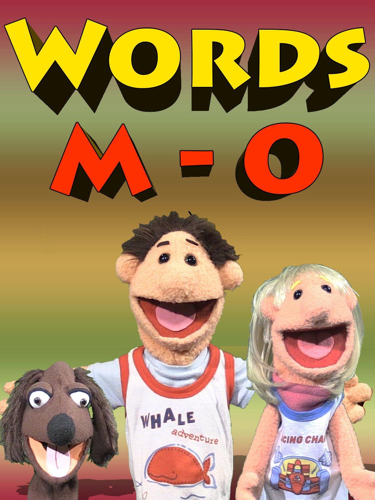 Words M on Amazon Prime Video UK