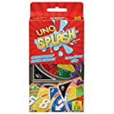 UNO Splash Card Game (Tamaño: Full pack)