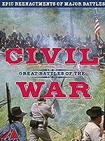Great Battles of the Civil War: Volume 1 - 1861-1863