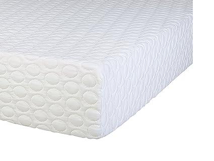 Visco Therapy GelTech 5000 Luxury Range Memory Firm Foam Mattress, Super King, 6 ft, 180 x 190 x 20 cm, White