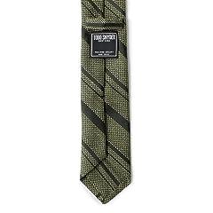 Todd Snyder Linen Silk Stripe Tie 5776180004181: Khaki