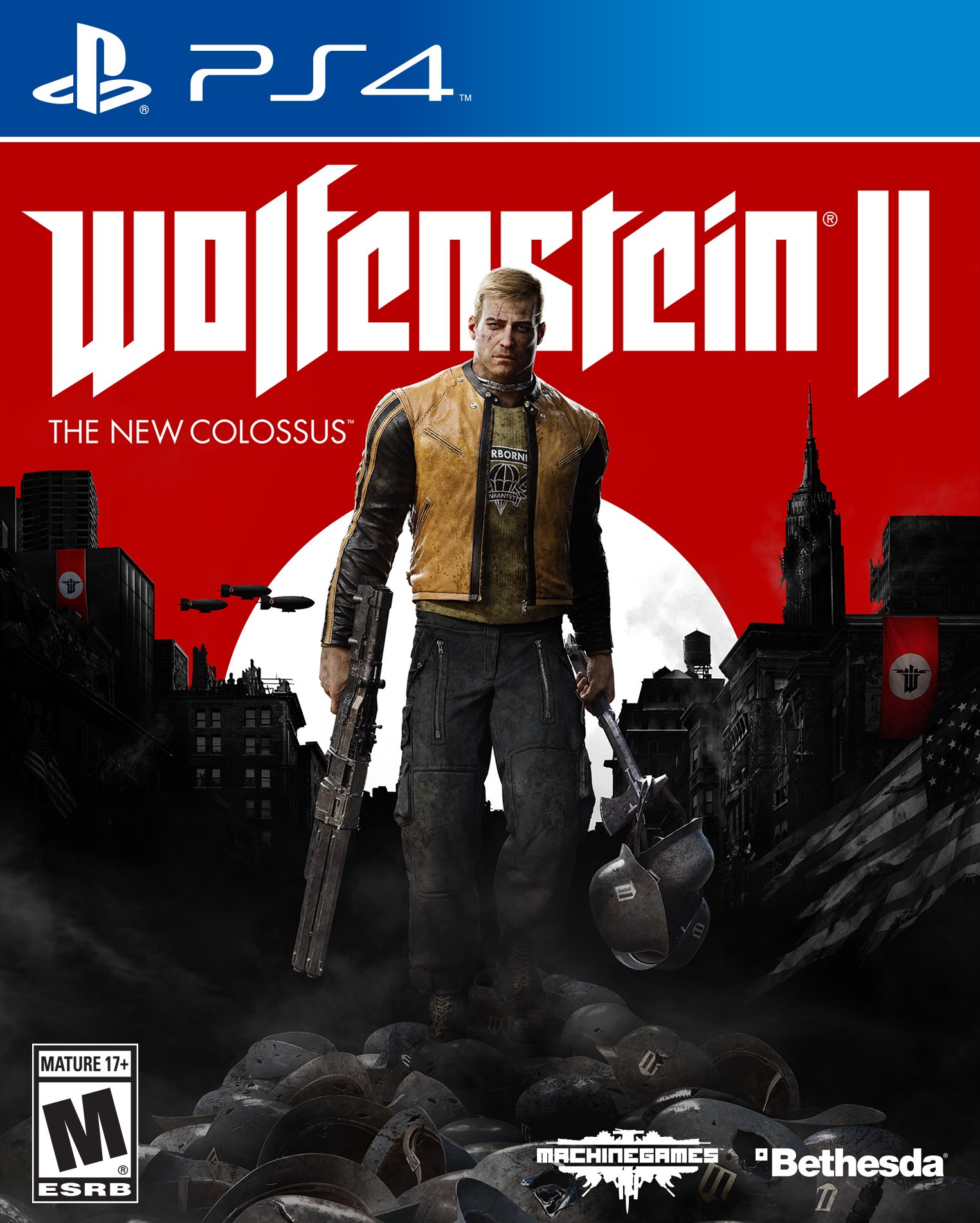 Wolfenstein II New Colossus