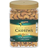 Planters Fancy Whole Cashews, Salted, 33 Ounce Container (Tamaño: 33 Ounce)