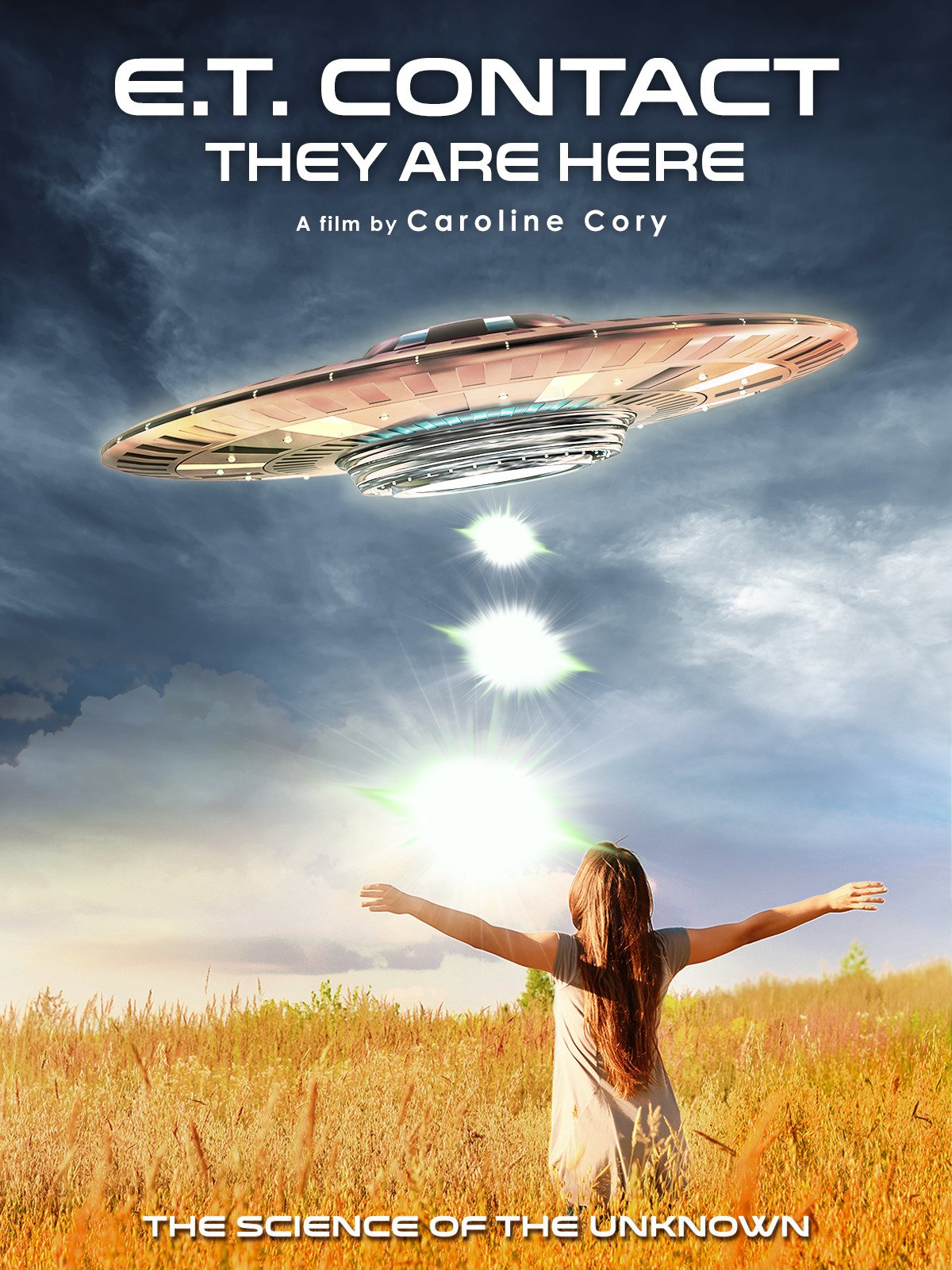 E.T. Contact: They Are Here on Amazon Prime Instant Video UK
