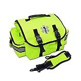 Lightning X Small EMT Medic First Responder Trauma EMS Jump Bag w/Dividers (Fluorescent Yellow) (Color: Fluorescent Yellow)