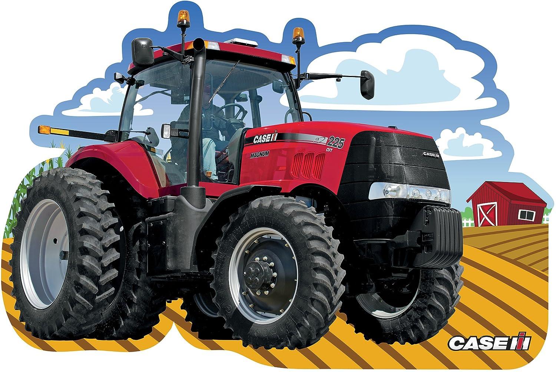 Case IH Tractor Floor Puzzle