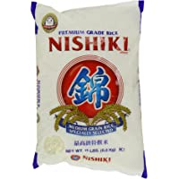 Nishiki Premium Medium Grain15-Pound Rice Bag