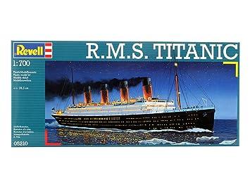 Revell - 05210 - Maquette - R M S Titanic