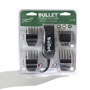 Wahl Professional Sterling 4 Clipper with Sterling Bullet Trimmer Combo #8474 – Great for Professional Stylists and Barber