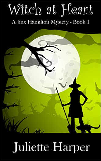 Witch at Heart: A Jinx Hamilton Witch Mystery Book 1 (The Jinx Hamilton Mysteries)