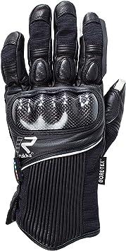 Ceres rukka gants de moto noir