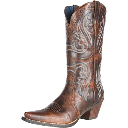 Ariat Womens Heritage Western X Toe Boot