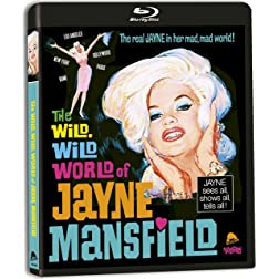 The Wild, Wild World of Jayne Mansfield [Blu-ray]