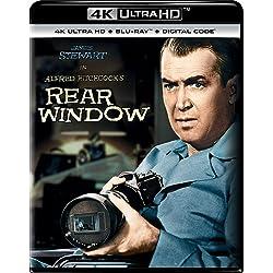 Rear Window [4K Ultra HD + Blu-ray]