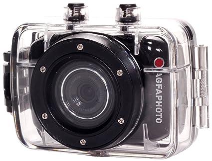 Agfaphoto WILD FUN Camescopes Caméra de Sport 720 pixels 5 Mpix