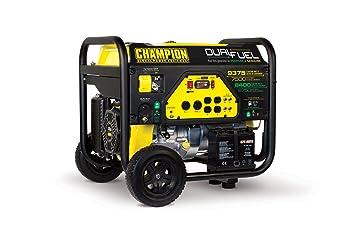 CPE 71531 Dual Fuel Generator