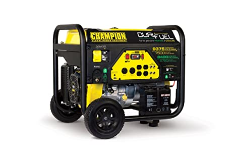 Best Champion Dual Fuel Generator