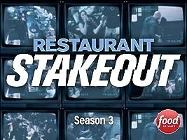 Restaurant Stakeout Season 3