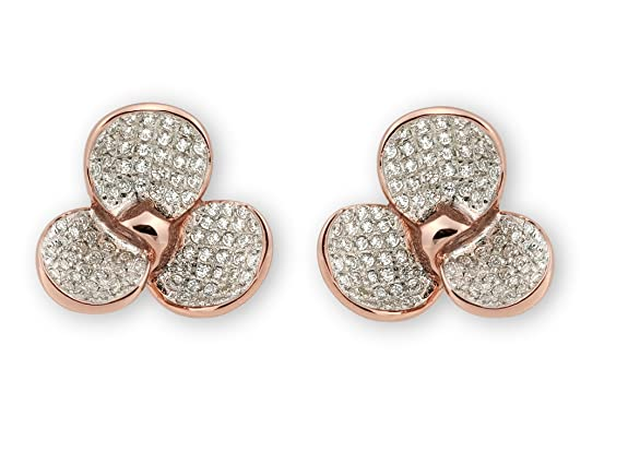 "Orphelia High-End Micro Pavé Silver ZO - 5839 Women ""s Stud Earrings"