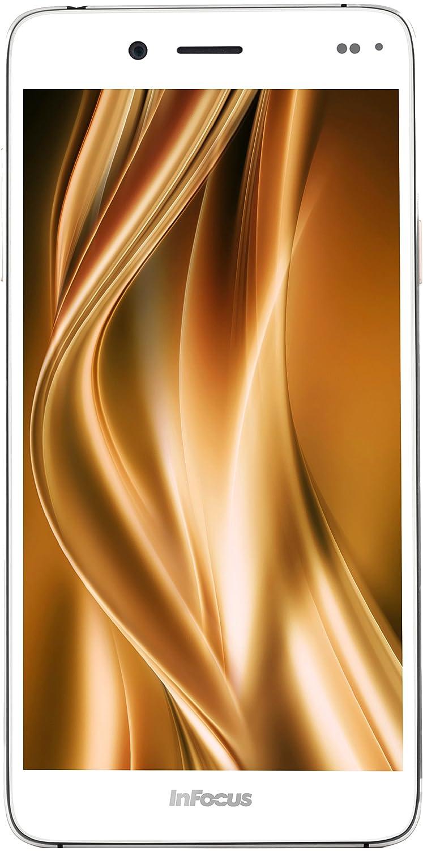 InFocus Bingo 50+ (Gold, 16GB) By Amazon @ Rs.7,999