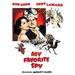 My Favourite Spy