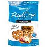 Snack Factory Pretzel Crisps, Original, Value Size, 14 Ounce