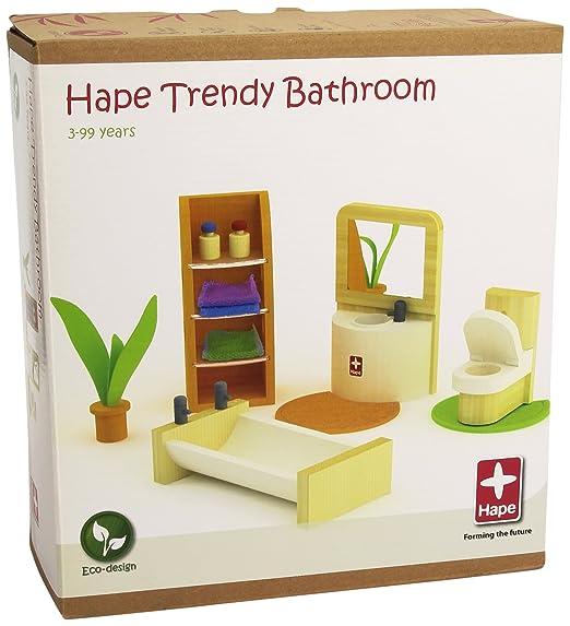 Salle de bains moderne Hape Trendy [Jouet]