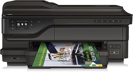 HP OfficeJet Pro 7612 WF Imprimante multifonction Jet d'encre Couleur 20 ppm Noir