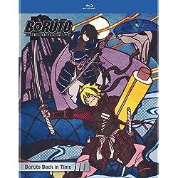 Boruto: Naruto Next Generations - Boruto Back in Time [Blu-ray]