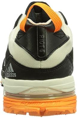 Adidas Homme Monstre X Carbone mi Baseball Chaussure, Marron